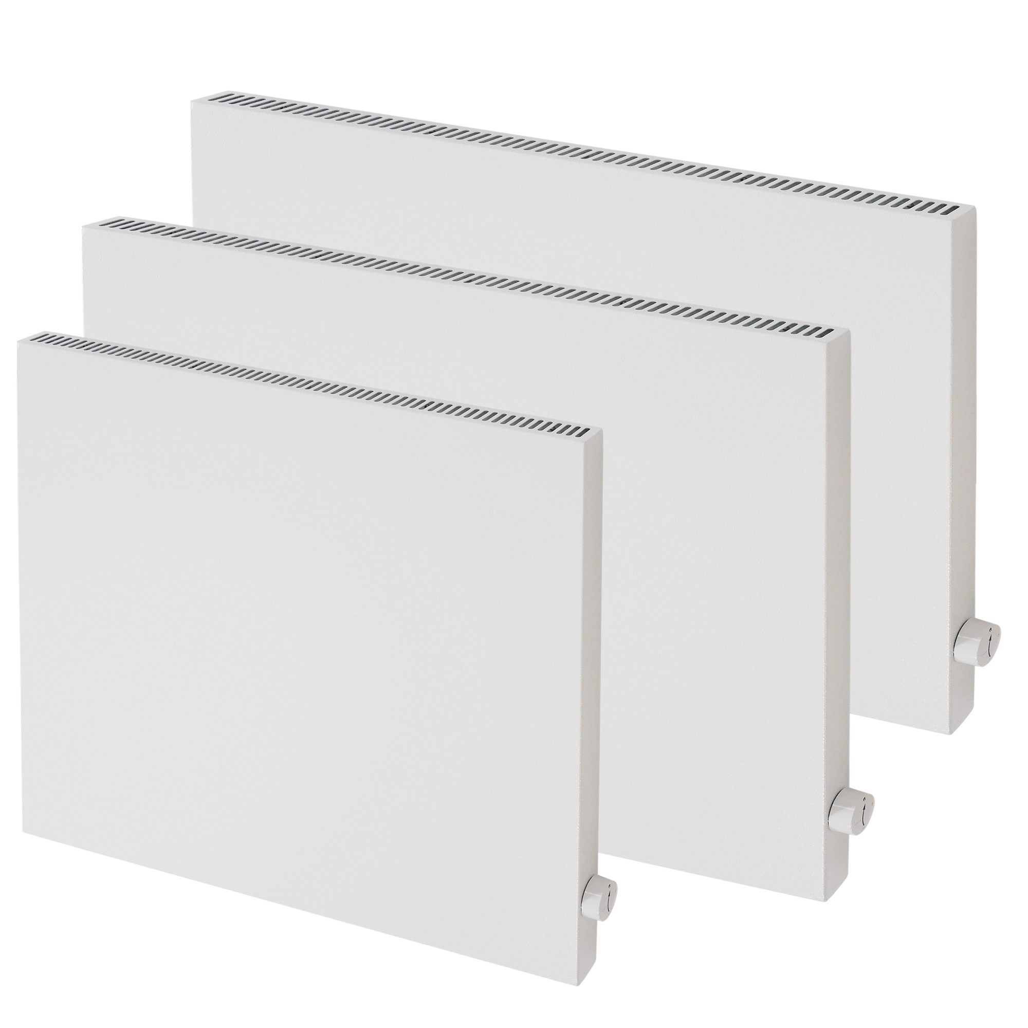 VASNER Konvi Hybrid Infrarotheizung mit Thermostat