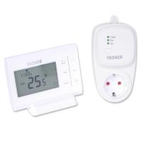 VASNER Funk-Thermostat Set VFT35 - Raumthermostat für Infrarotheizungen, Elektroheizungen