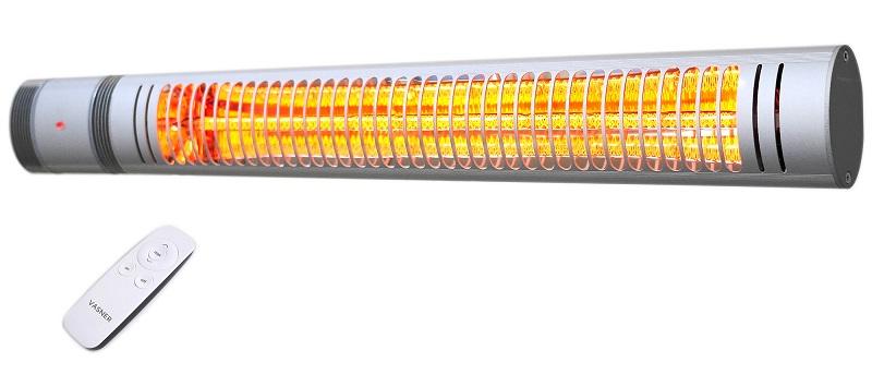 Terrassenstrahler-VASNER-SlimLine-X20-Silber-Heizstrahler-Infrarotstrahler-Terrasse