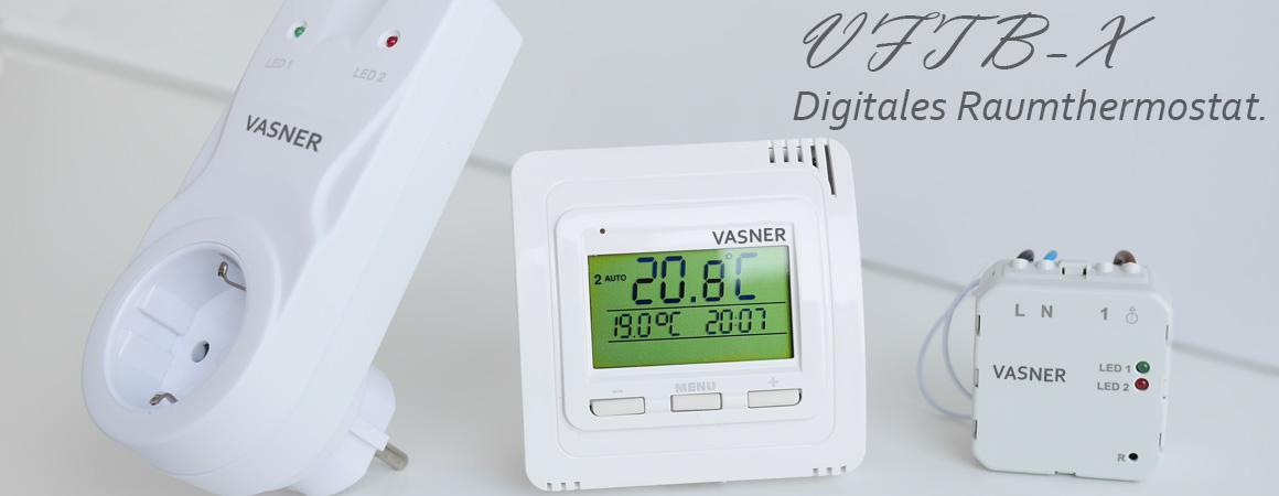 Infrarotheizung-Thermostat-Funk-Set-VASNER-VFTB-programmierbar-für-Elektroheizungen