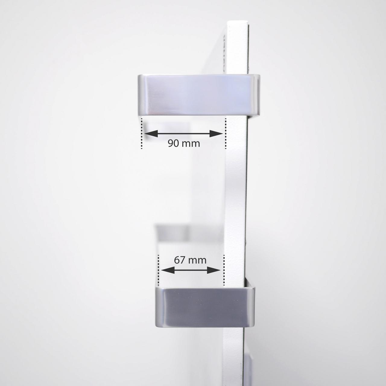Infrarot Handtuchhalter für Citara Badheizungen