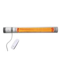 VASNER SlimLine X20 Outdoor Heizstrahler ultra-schlank silber