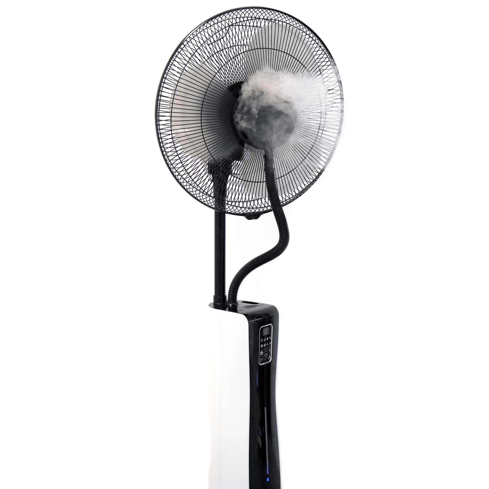 vasner cooly ventilator mit wasser k hlung manketech shop. Black Bedroom Furniture Sets. Home Design Ideas