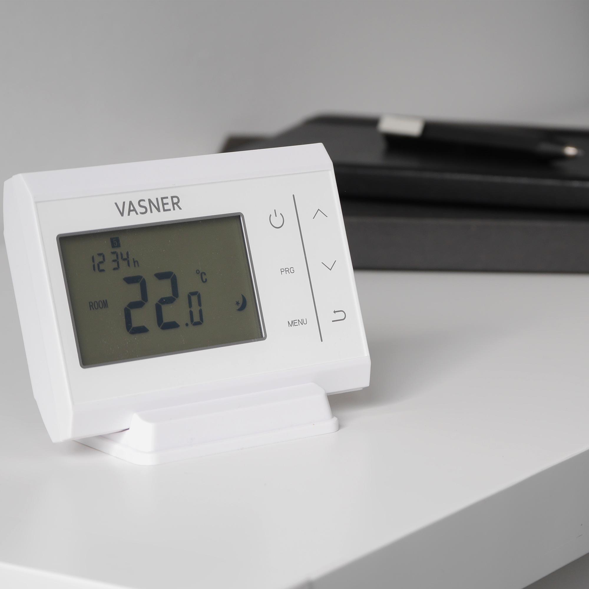 VASNER-infrarotheizung-tafel-kaufen-thermostat