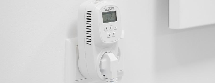 Infrarotheizung-mit-Thermostat