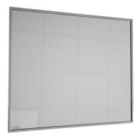 VASNER ZIPRIS S Infrarotheizung Spiegel Titan-Rahmen 400 / 700 / 900 Watt