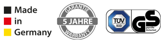 VASNER-Made-in-Germany-5-Jahre-Garantie-TUEV-SUED